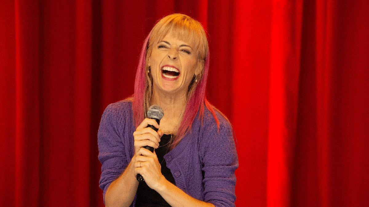 Maria Bamford Weakness Is The Brand Still