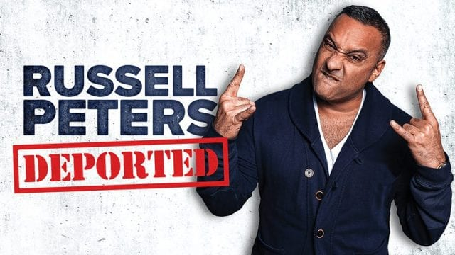 RussellPeters Deported Amazon x