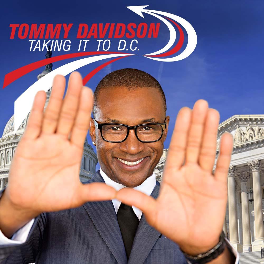 Tommy Davidson TITDC 061015 01gg