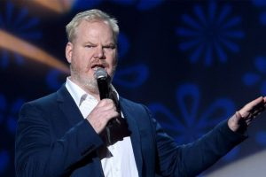 jim gaffigan performing