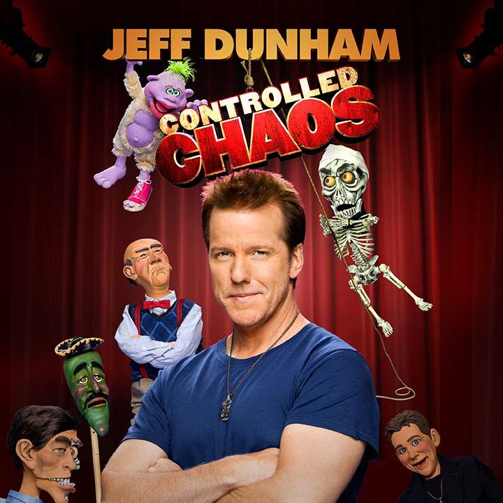 JeffDunham ControlledChaos Album x