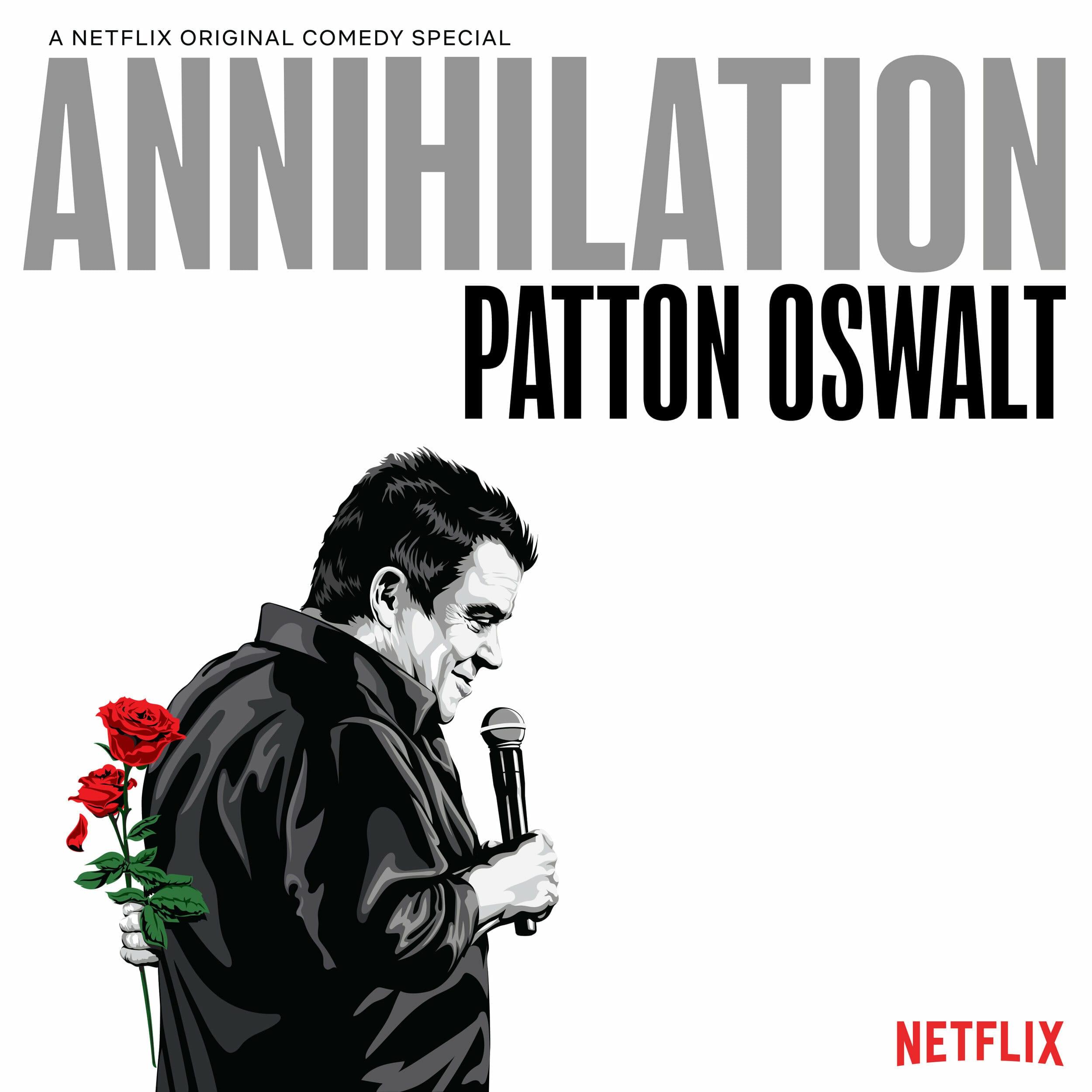 PattonOswalt Annihilation AUDIO x