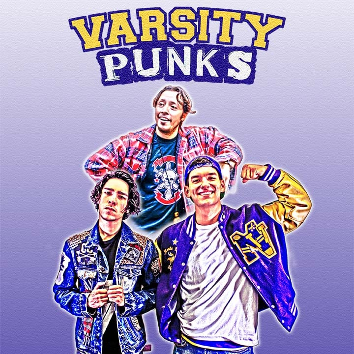 VarsityPunks Gracenote x