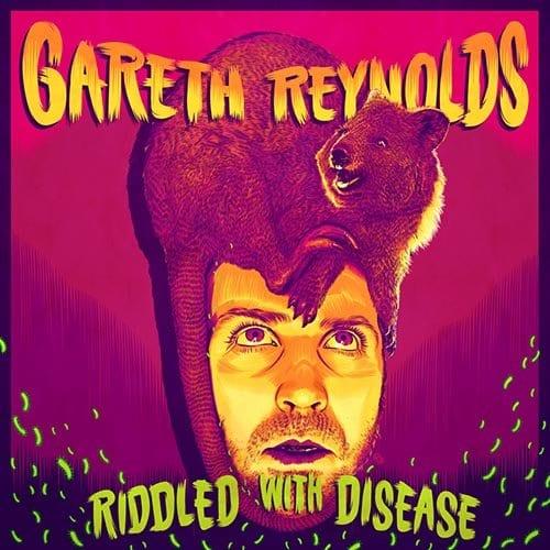 Gareth Reynolds Riddled Album Cover