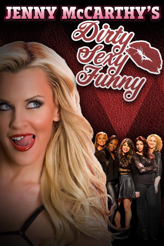 Jenny McCarthy Dirty Sexy Funny Premiere x