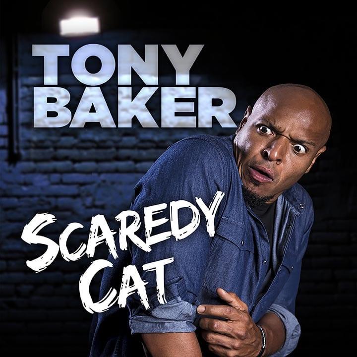 TonyBaker ScaredyCat Album