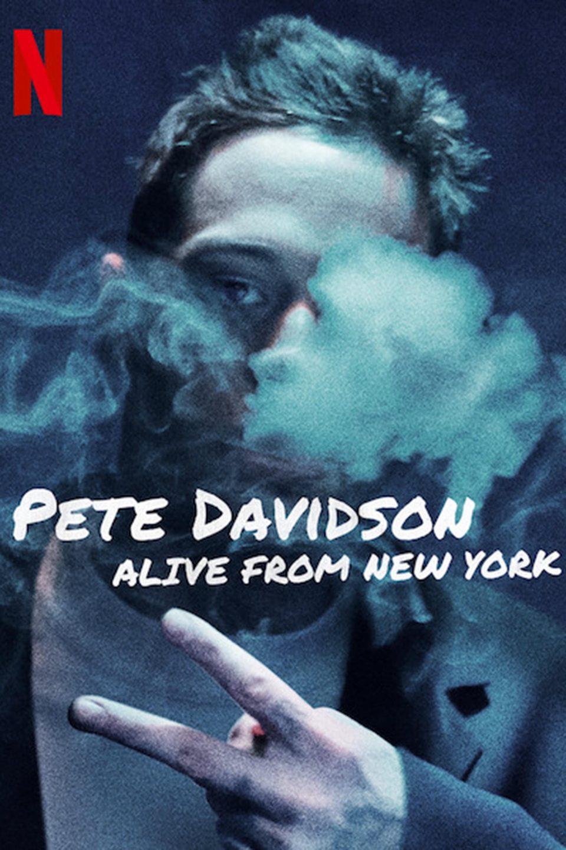 Pete Davidson Alive From New York Netflix Comedy Dynamics V