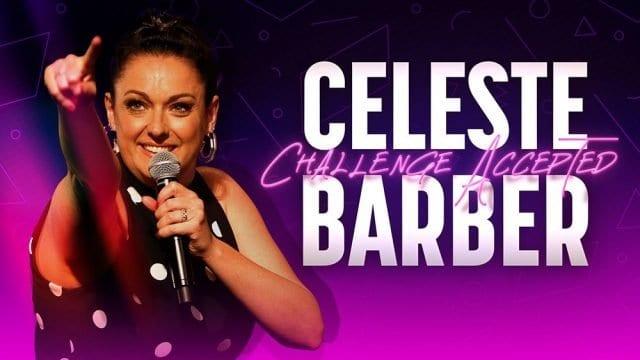 CelesteBarber ChallengeAccepted Amazon x
