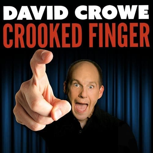 David Crowe Crooked Finger GracenoteVOD x