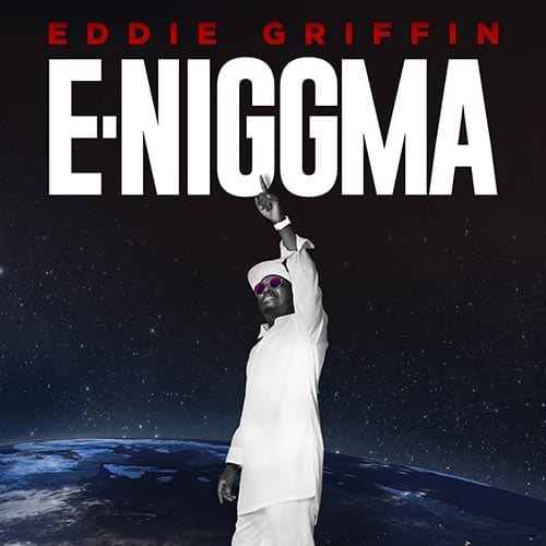 EddieGriffin ENIGGMA Album X
