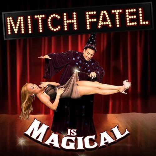 Mitch Fatel Is Magical GracenoteVOD x