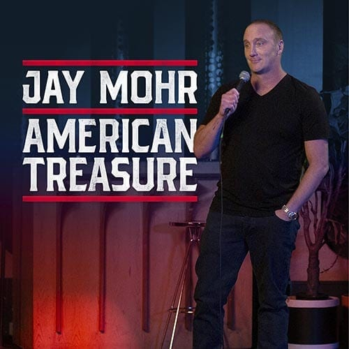 PopCulture.com: Jay Mohr Captures the 'Perfect Snowball' and Builds Connections With His 'American Treasure' Special (Exclusive)