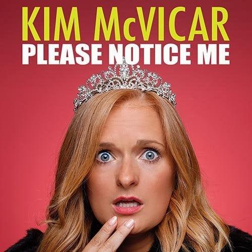 Broadway World Kim McVicar Please Notice Me