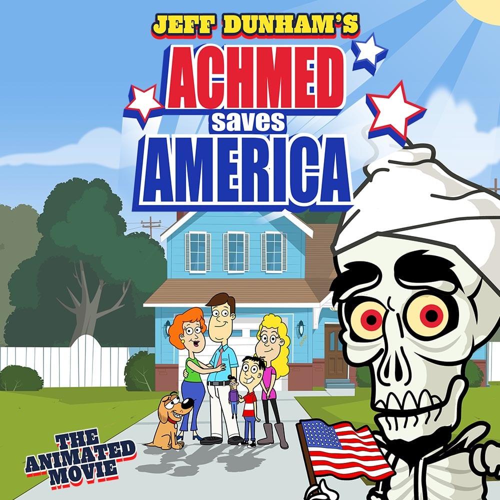 JeffDunham AchmedSavesAmerica Gracenote x