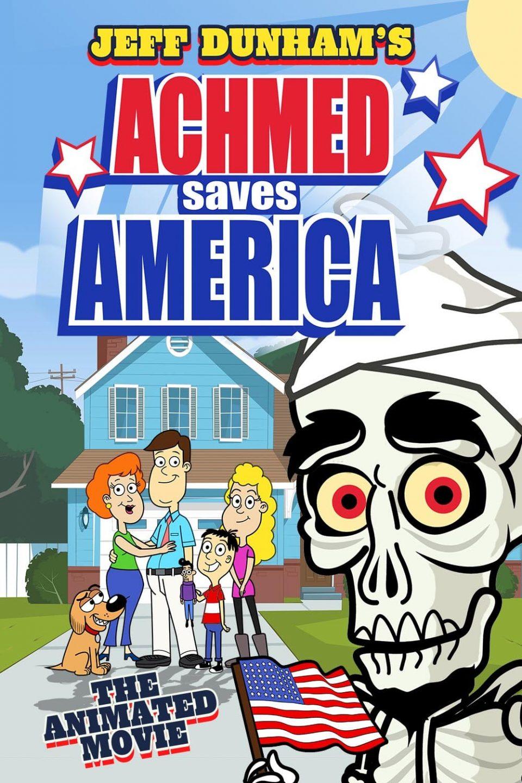 JeffDunham AchmedSavesAmerica Premiere x