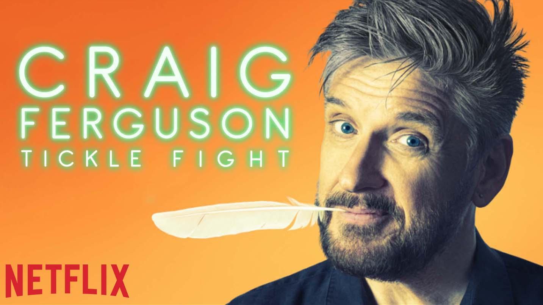 Craig Ferguson Tickle Fight Horizontal