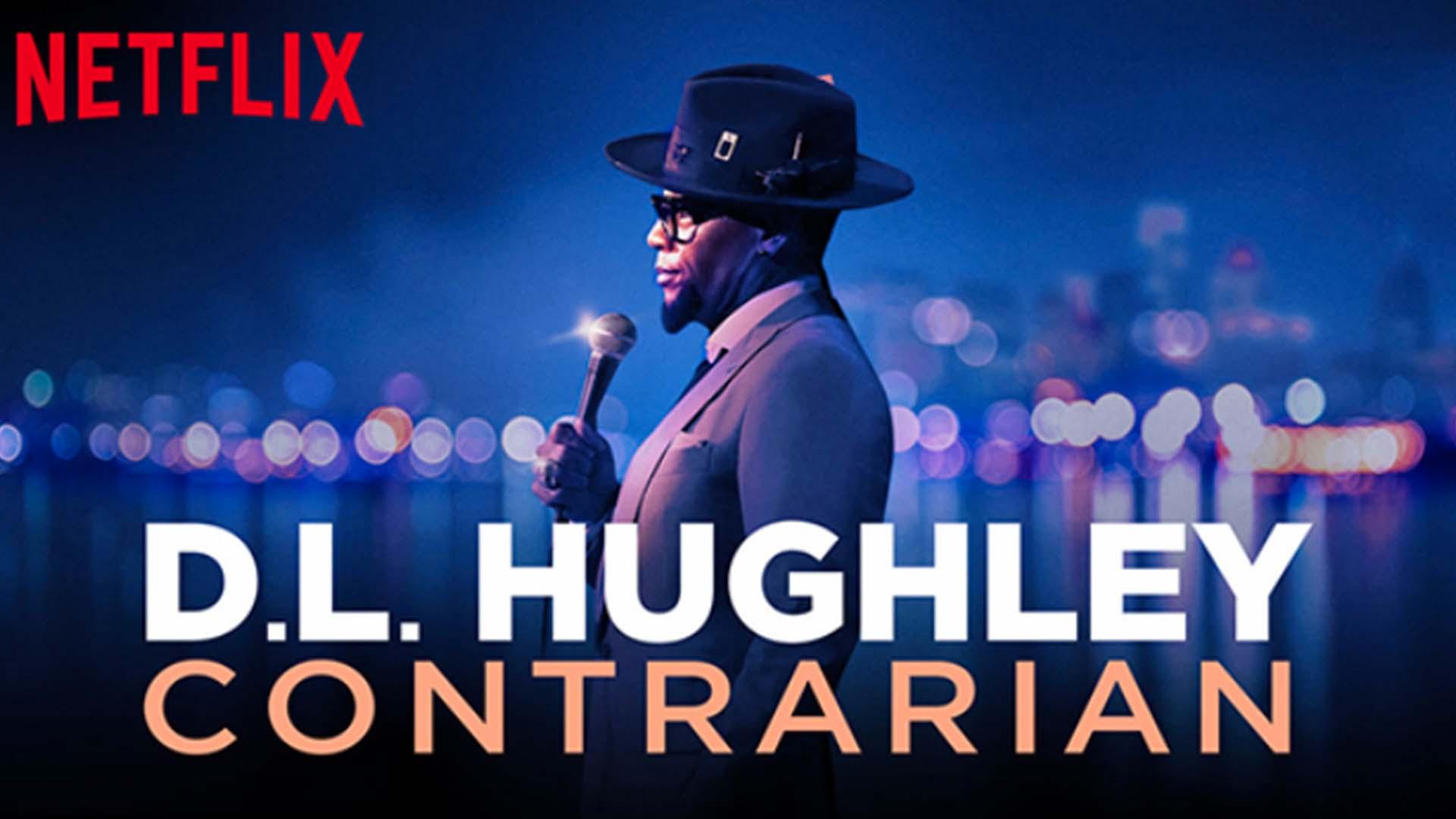 DL Hughley Contrarian Horizontal