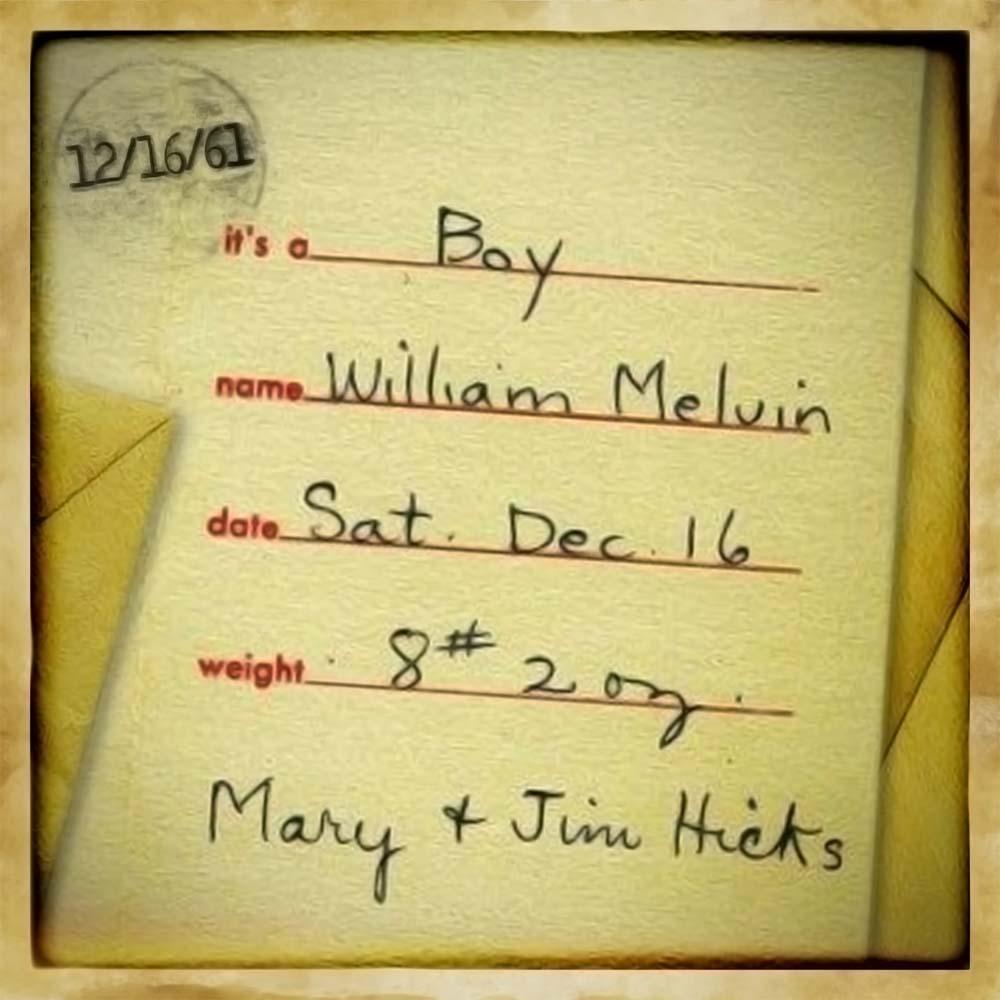 Bill Hicks: 12/16/1961