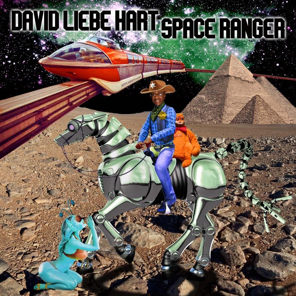 David Liebe Hart Space Ranger