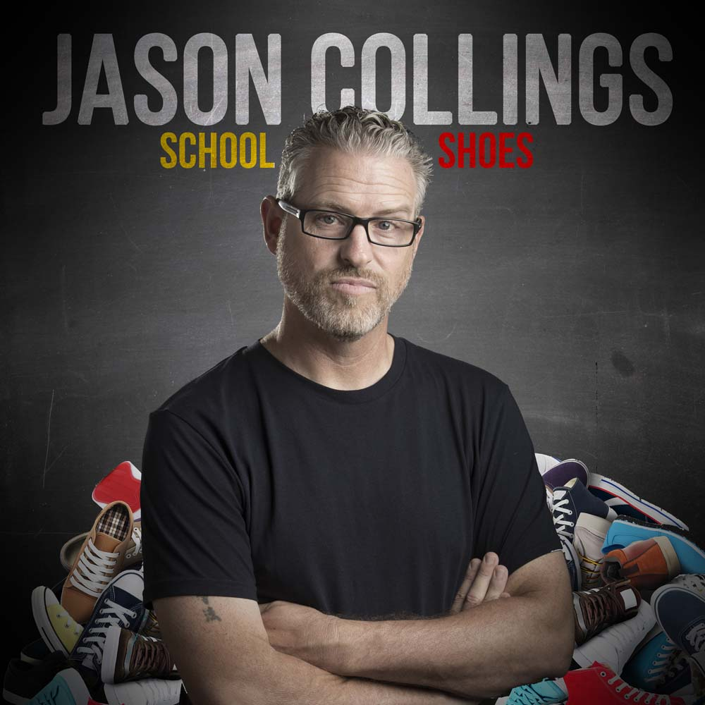 Jason Collings School Shoes