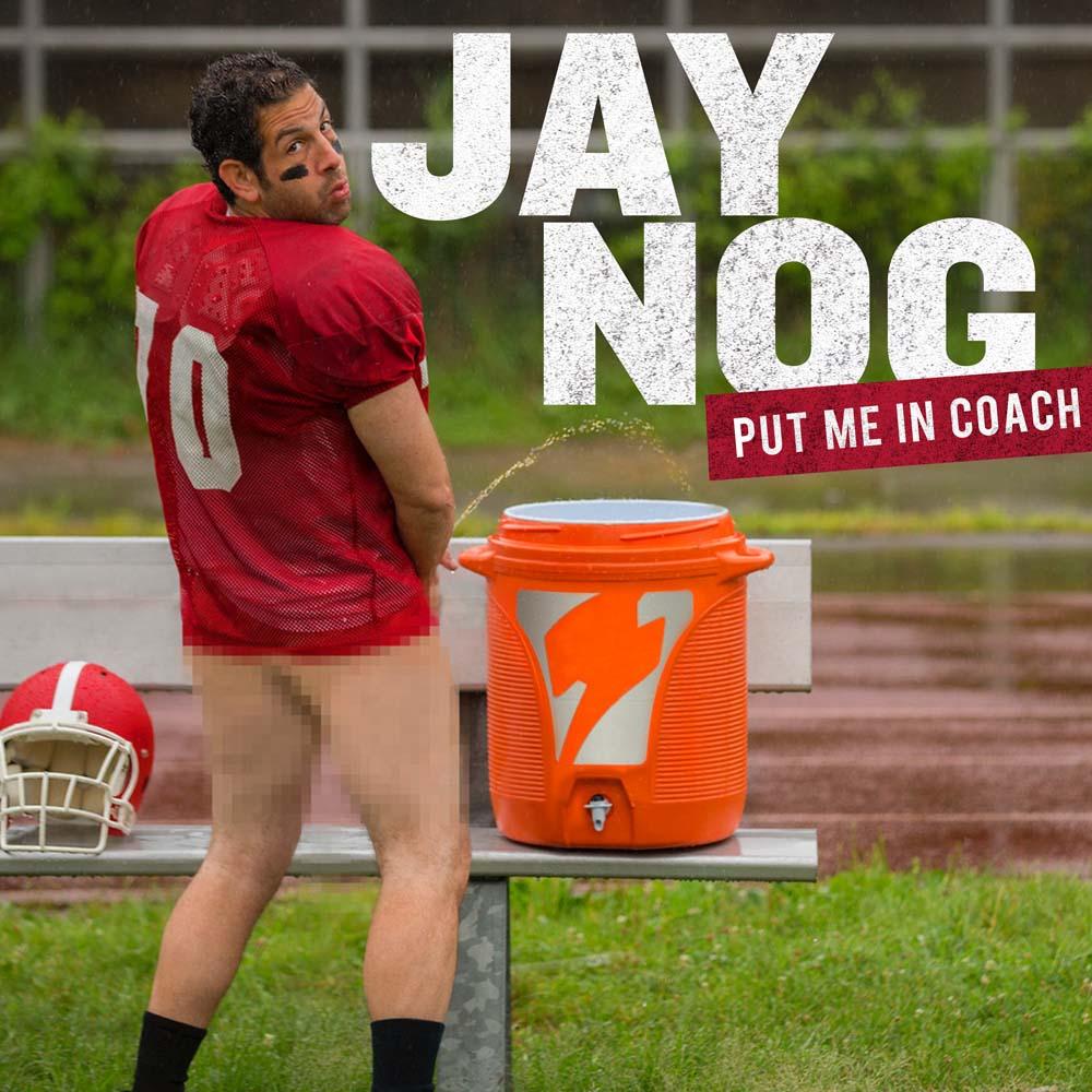 Jay Nog Put Me In