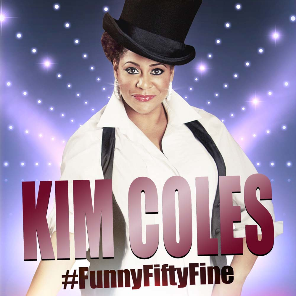 Kim Coles FunnyFiftyFine