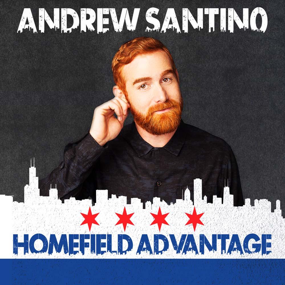 Andrew Santino HomefieldAdvantage 3500