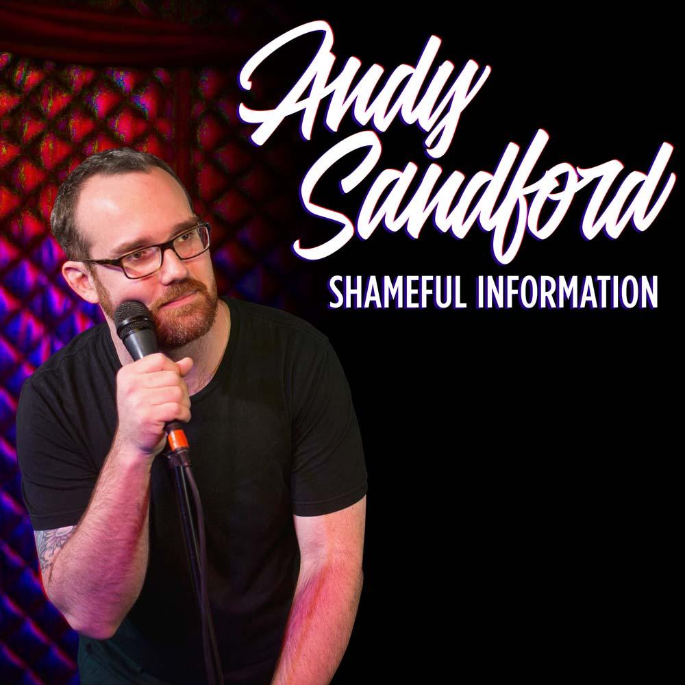 AndySandford ShamefulInfo Album 3000x3000