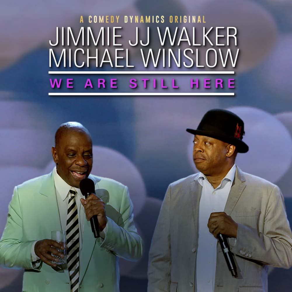 Jimmie JJ Walker Michael Winslow Album 3000X3000 ng 01