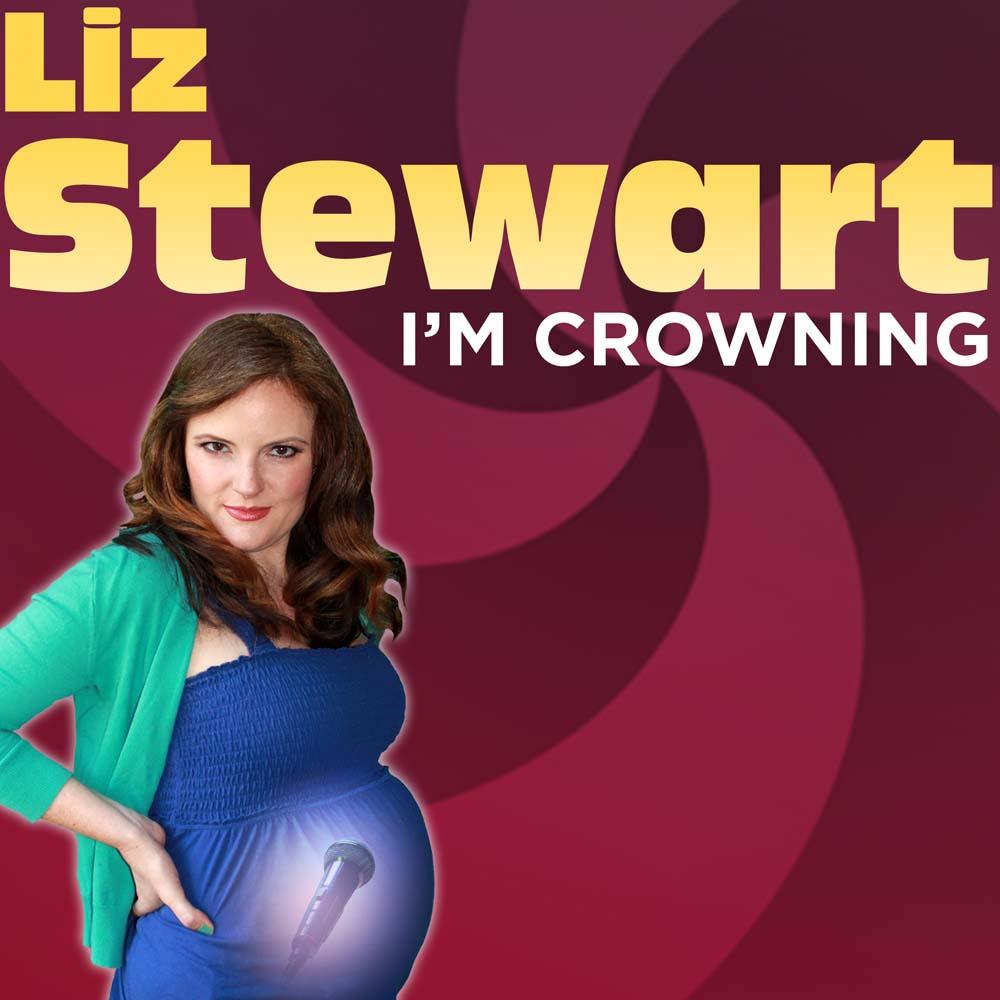 LizStewart ImCrowning Album 3000x3000
