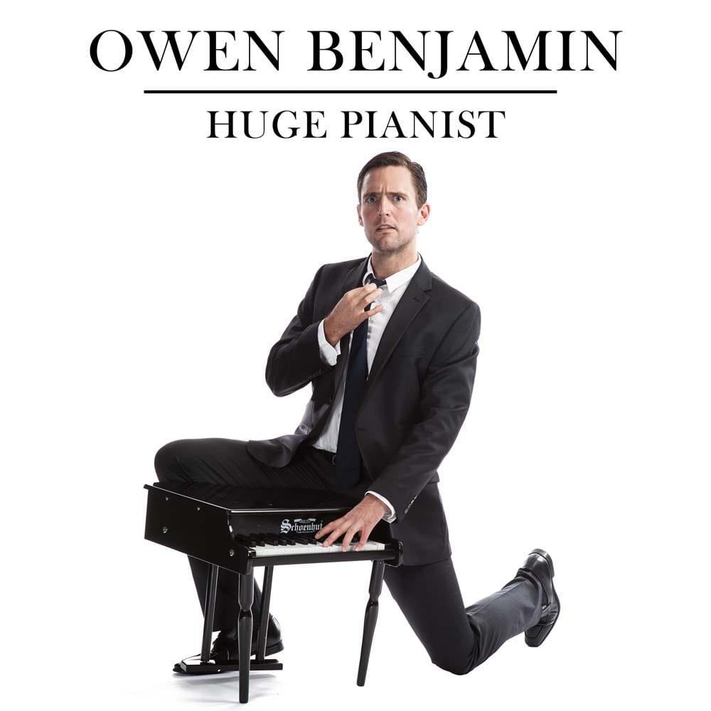 OwenBenjamin HugePianist TiVo 2400x2400 Square