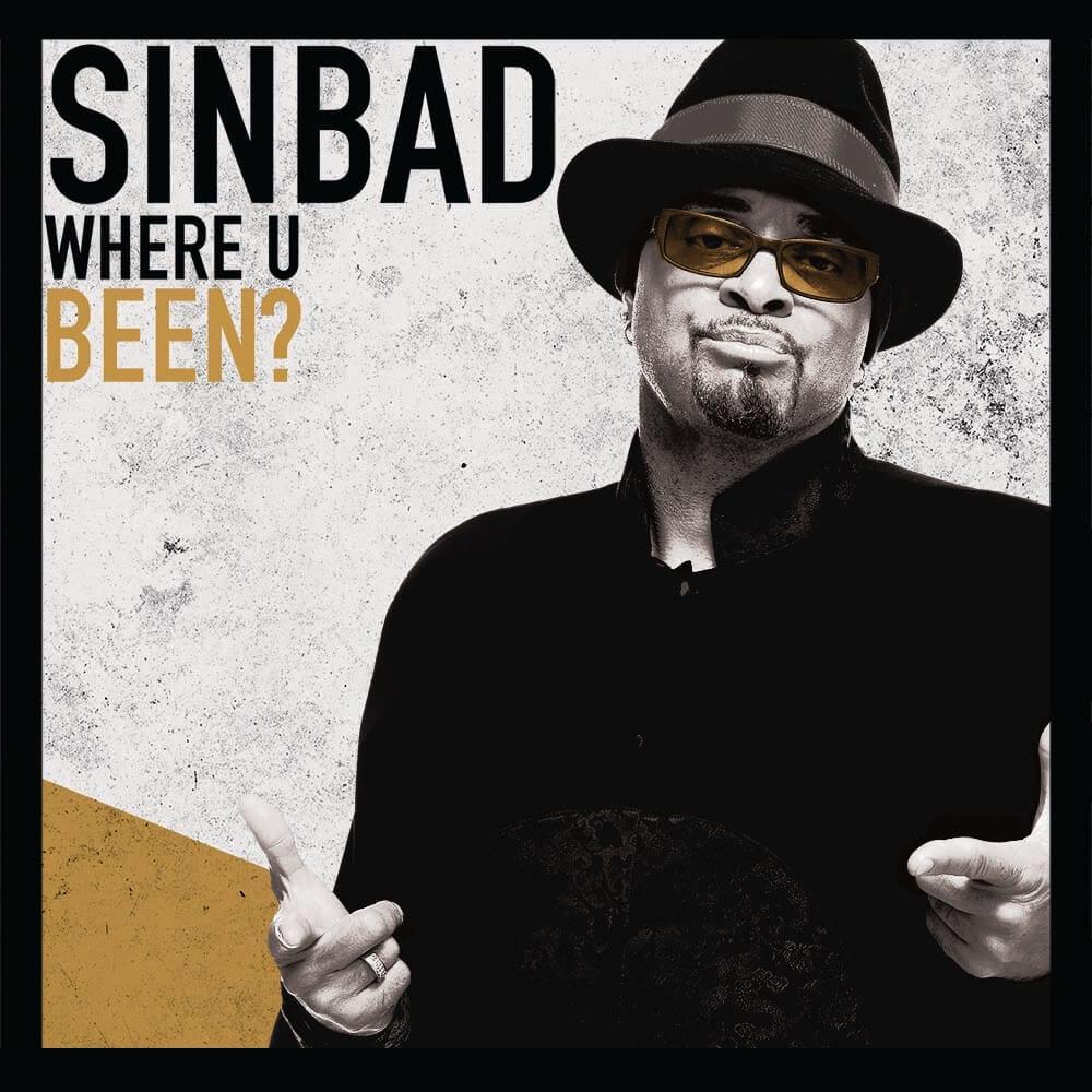 Sinbad WhereUBeen Premiere square