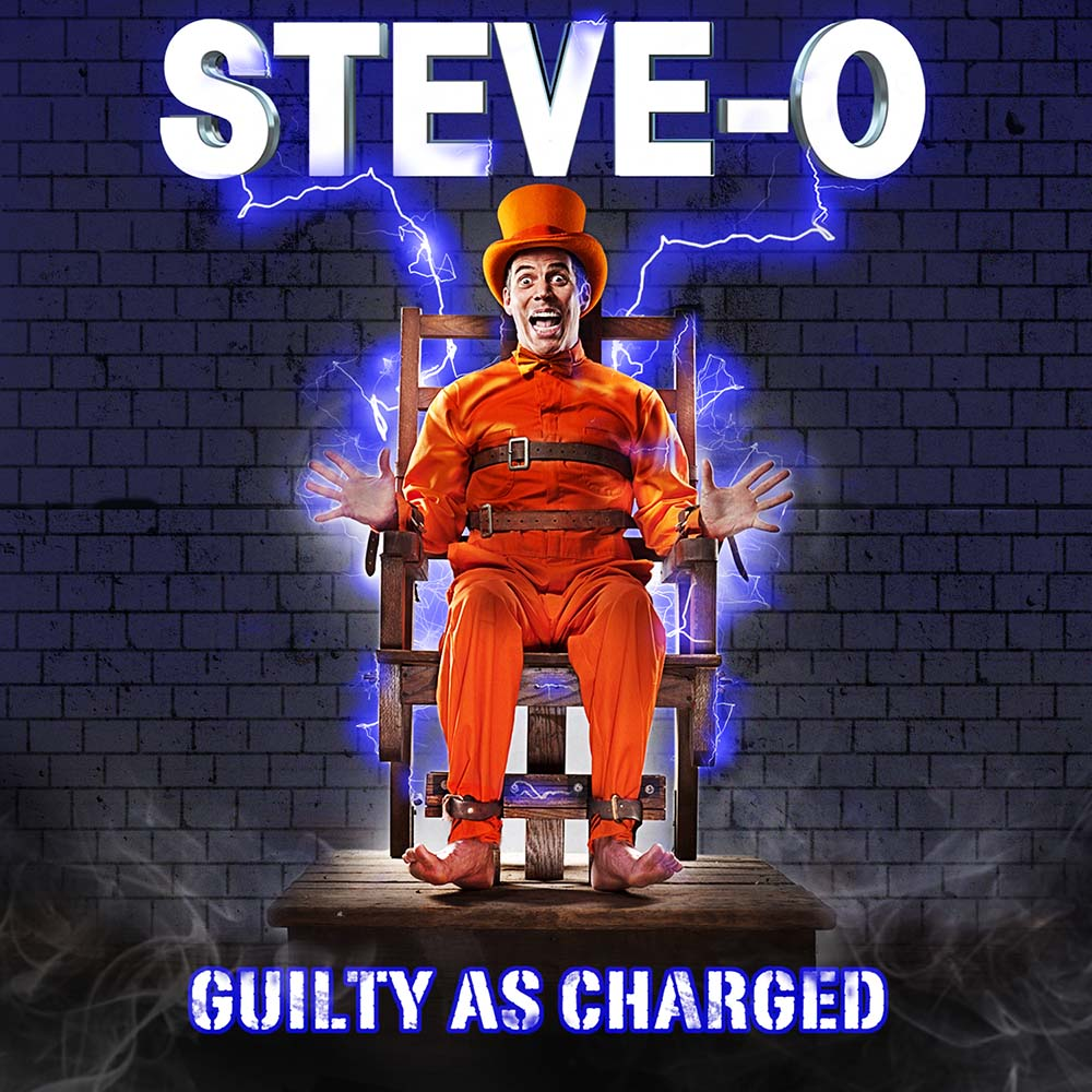 Steve O Guilty As Charged