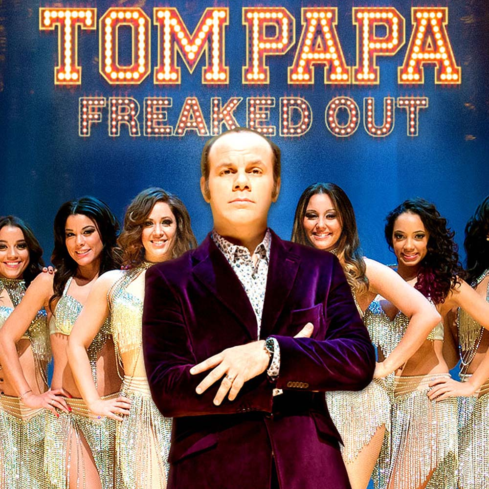 Tom Papa Freaked Out