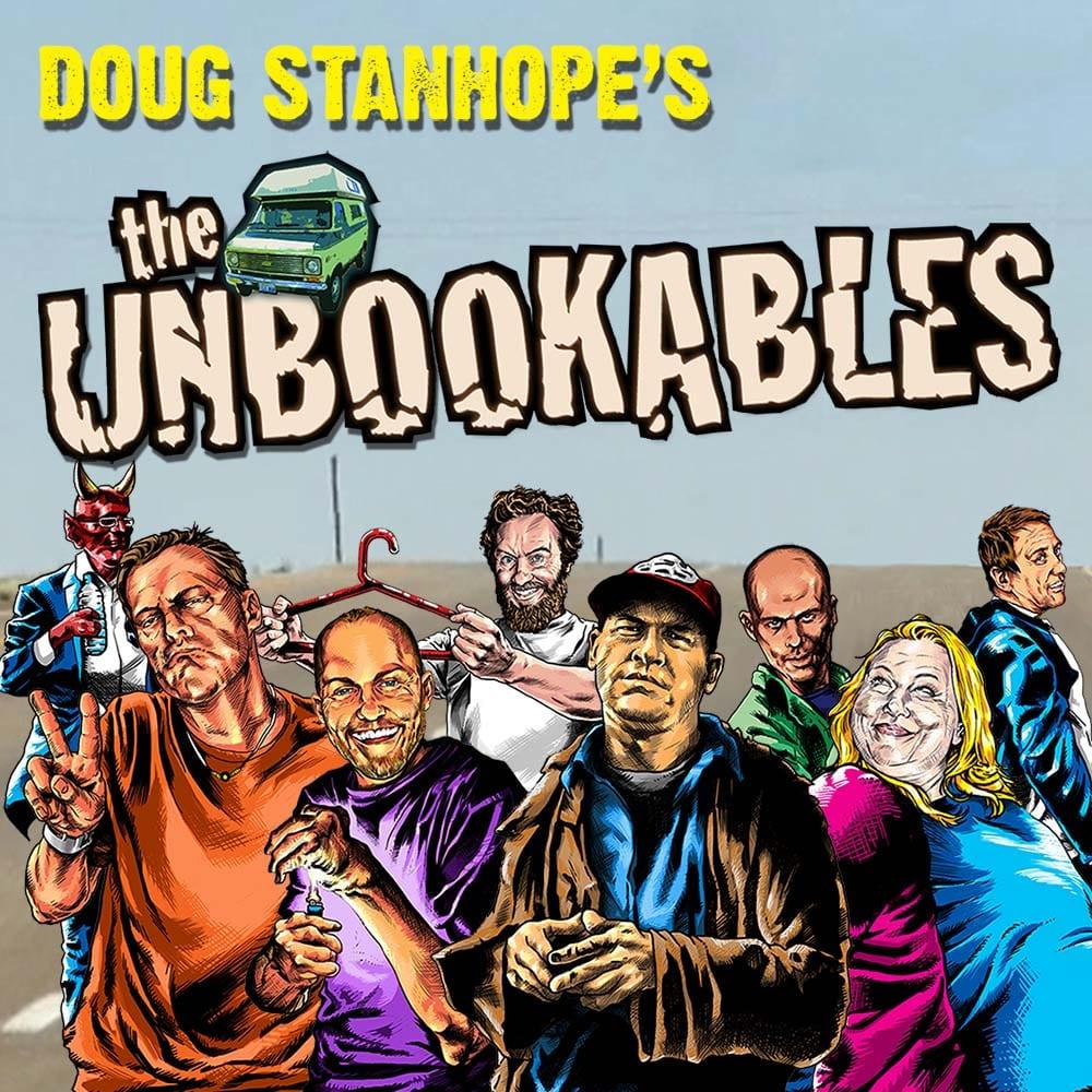 DougStanhopeUnbookables Square