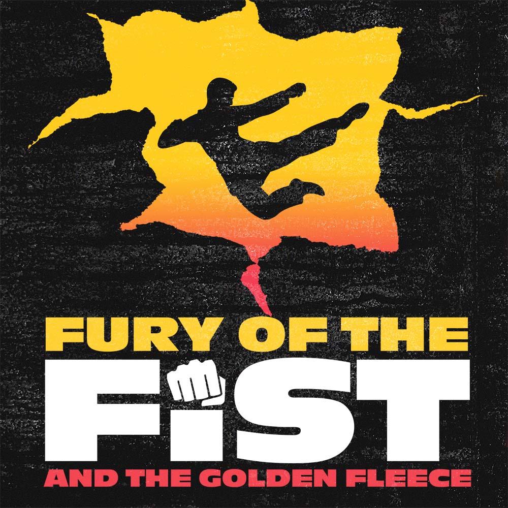 FuryTheFist DVDAlt square