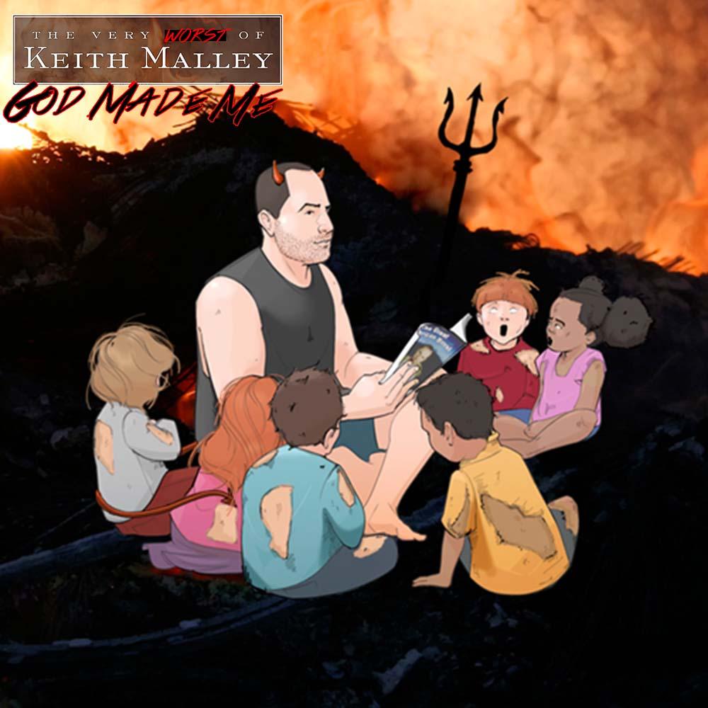 KeithMalley GodMadeMe Vol2 Spotlight 012116 01gg square