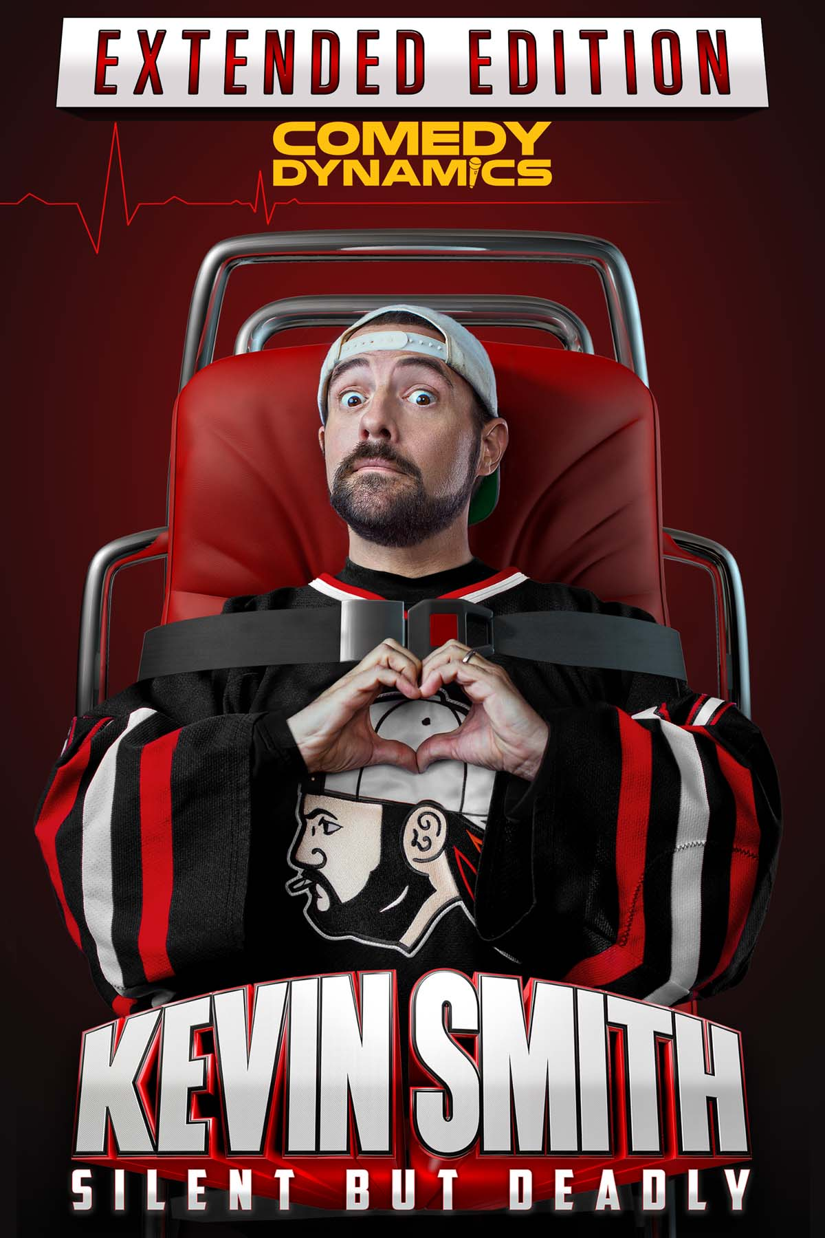 Kevin Smith Silent, But DeadlyKevin Smith Silent, But Deadly ...